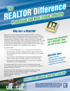 The REALTOR® Difference - Professionalism